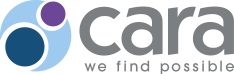 Logo for Cara - View website design