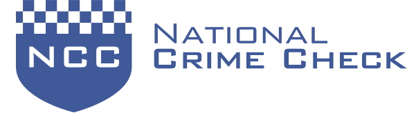 National Crime Check logo