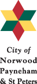 Logo for Norwood Payneham & St Peters Council - View website design