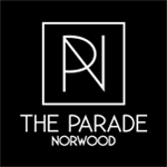 Logo for The Parade Norwood - View website design
