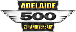 Logo for Adelaide 500 - View website design